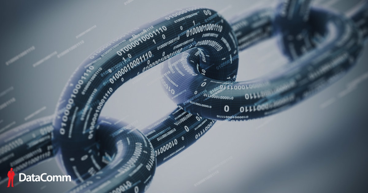 More Secure Transactions - Could Blockchain Be the Answer?