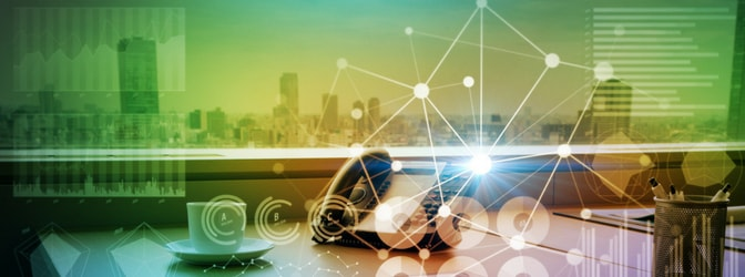 Toward a More Connected Network: Advantages of Unified Communications for Financial Institutions